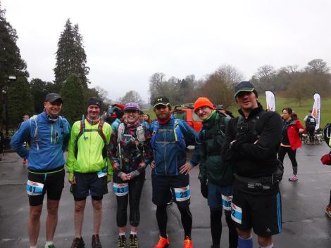 Green Man Ultramarathon by blindcider