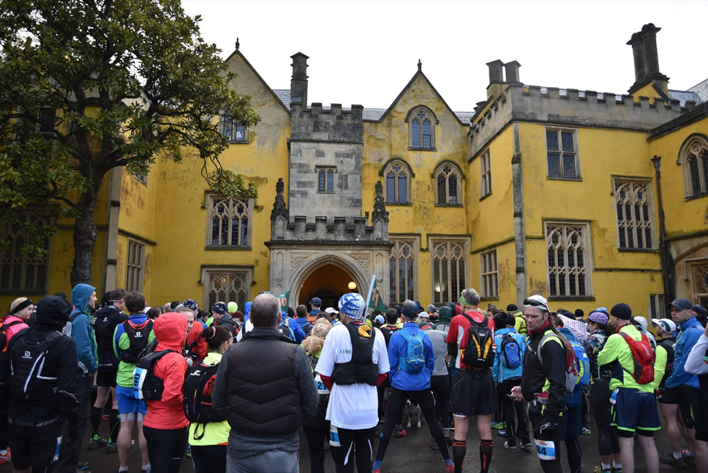 Sheila Rose Green Man Ultra Race Report (2015)