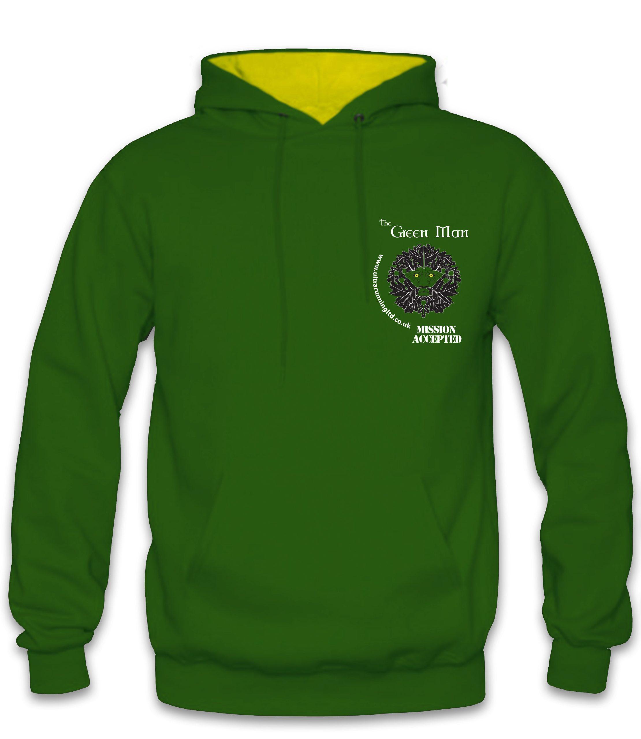 The Green Man Hoody
