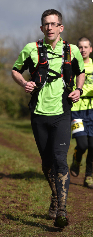 Jon Tofts – Green Man Ultra 30 mile ultramarathon