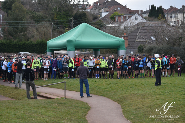 Scott Harris Green Man Ultra Race Report (2015)